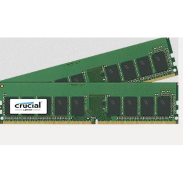 Crucial DDR3 1600MHz 2x16GB ECC (CT2K204872BM160B)