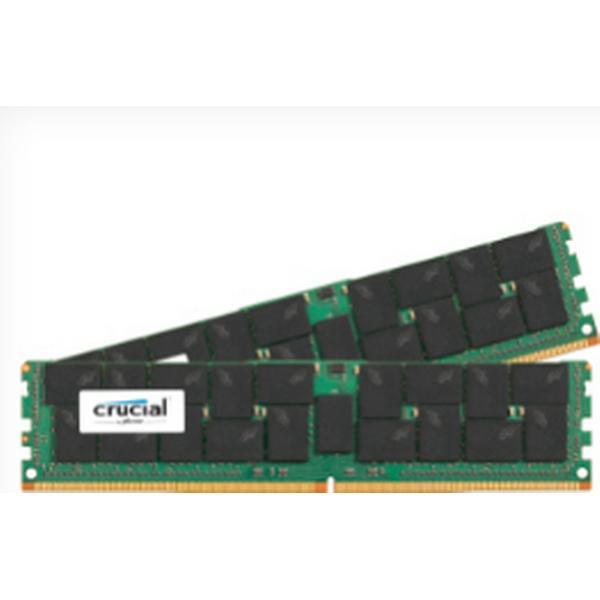 Crucial DDR4 2400MHz 2x64GB ECC (CT2K64G4LFQ424A)