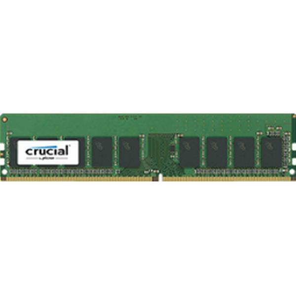 Crucial DDR4 2400MHz 16GB ECC (CT16G4XFD824A)
