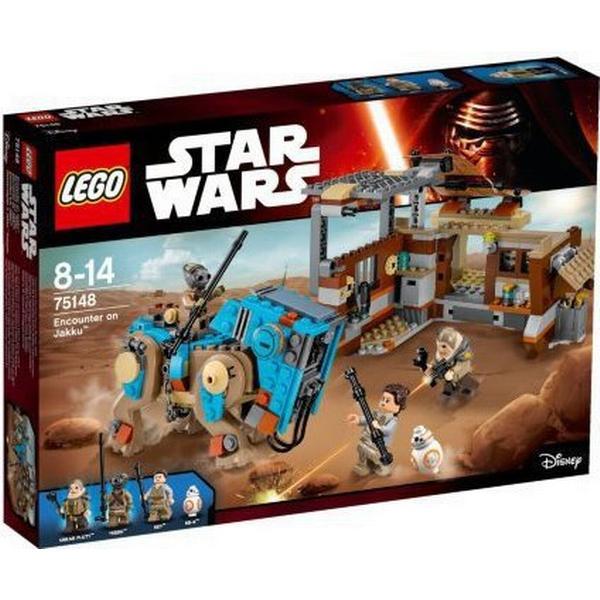 Lego Star Wars Mødet på Jakku 75148