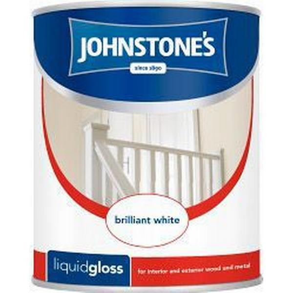 Johnstones Liquid Gloss Wood Paint White 2.5L