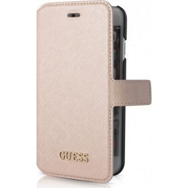 Guess Saffiano Booktype Case (iPhone 6/6S)