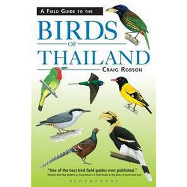 Field Guide to the Birds of Thailand (Häftad, 2016)
