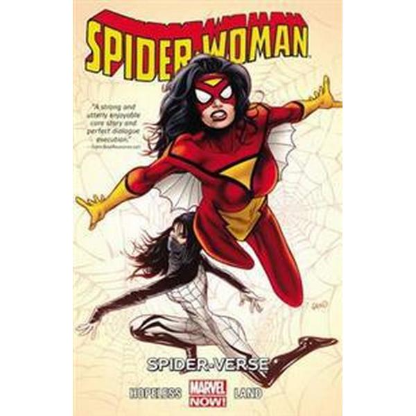 Spider-Woman 1 (Pocket, 2015)