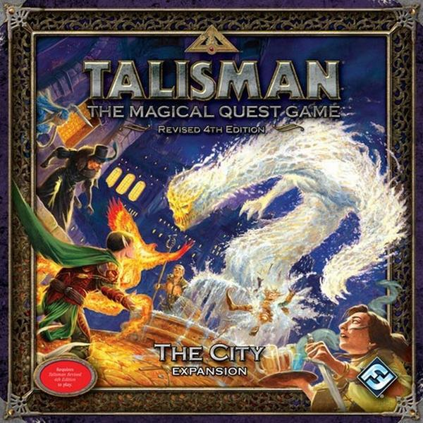 Fantasy Flight Games Talisman: The City