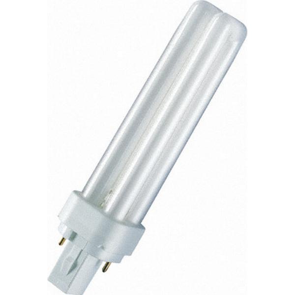 Osram Dulux D G24d-2 18W/840 Energy-efficient Lamps 18W G24d-2