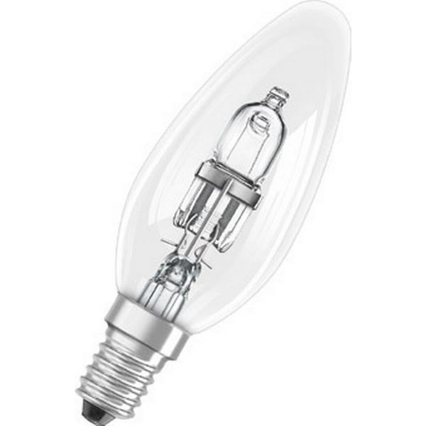 Osram Halogen ECO Classic B Halogen Lamps 20W E14