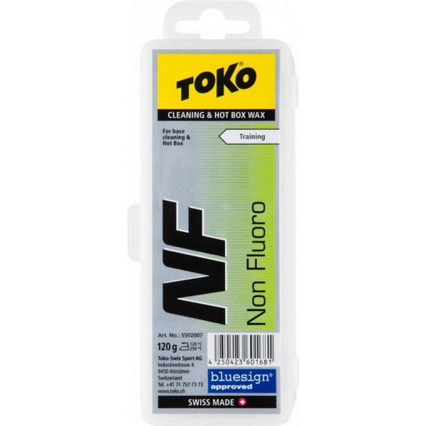 Toko NF Hot Box & Cleaning Wax Green