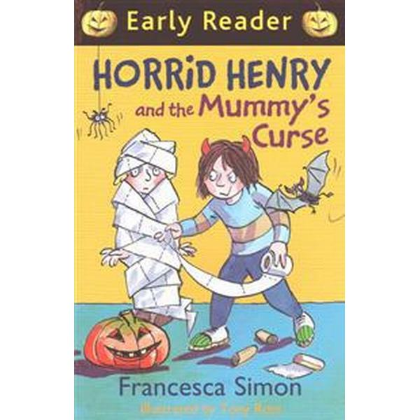 Horrid Henry and the Mummy's Curse (Storpocket, 2015)