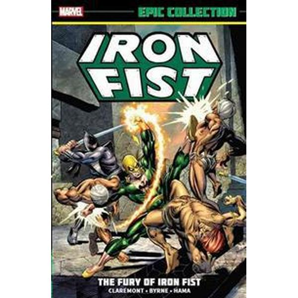 Iron Fist Epic Collection 1 (Pocket, 2015)