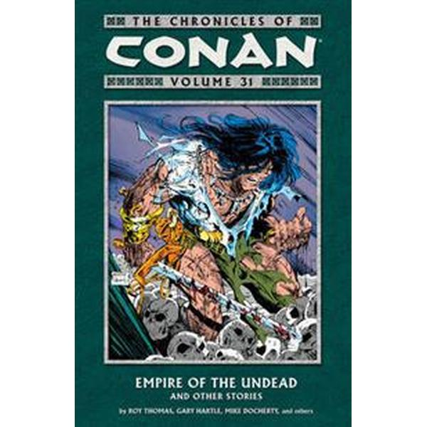 The Chronicles of Conan 31 (Pocket, 2016)
