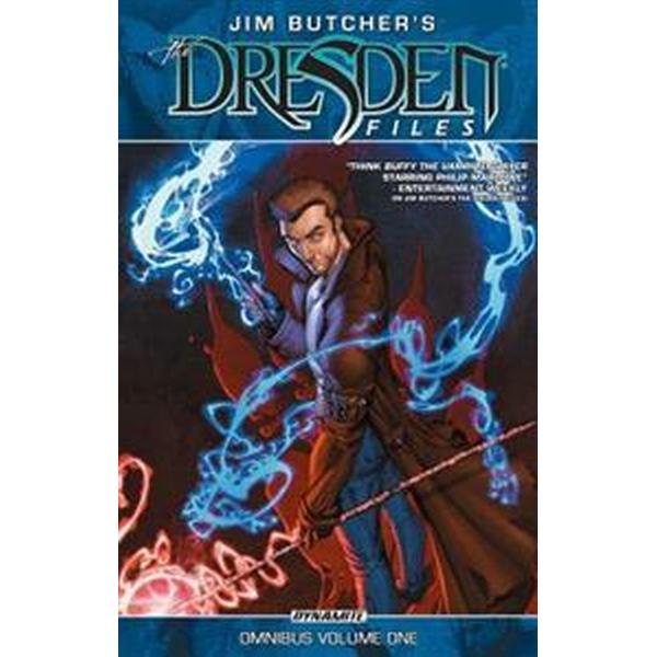 Jim Butcher's the Dresden Files Omnibus 1 (Pocket, 2015)