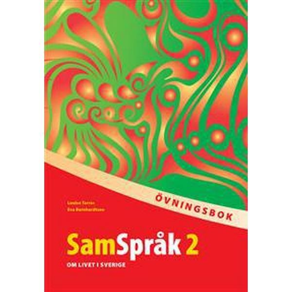 SamSpråk 2 Övningsbok (Häftad, 2008)