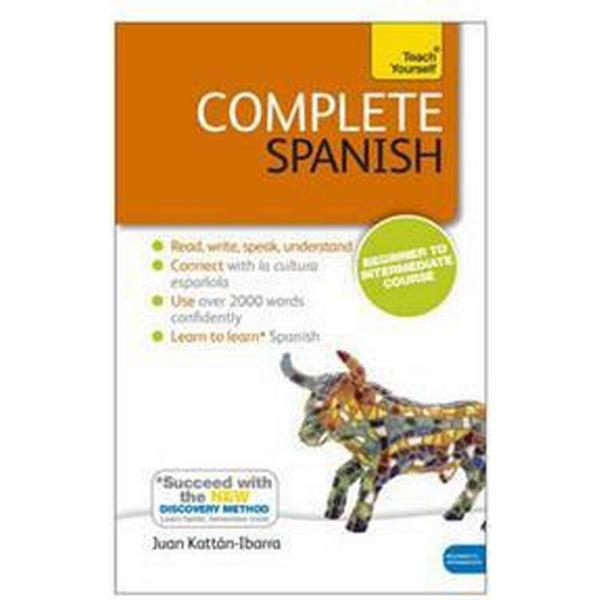 Complete Spanish (Learn Spanish with Teach Yourself) (Storpocket, 2012)