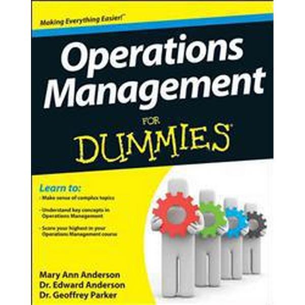 Operations Management for Dummies (Häftad, 2013)