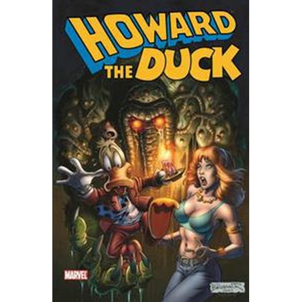 Howard The Duck Omnibus (Inbunden, 2008)