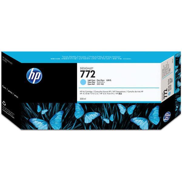 HP (CN632A) Original Bläckpatron Ljuscyan 300 ml
