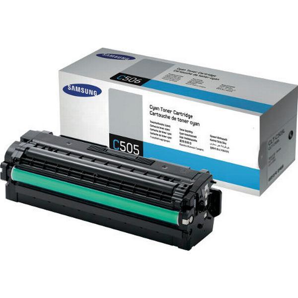 Samsung (CLT-C505L) Original Toner Cyan 3500 Sidor
