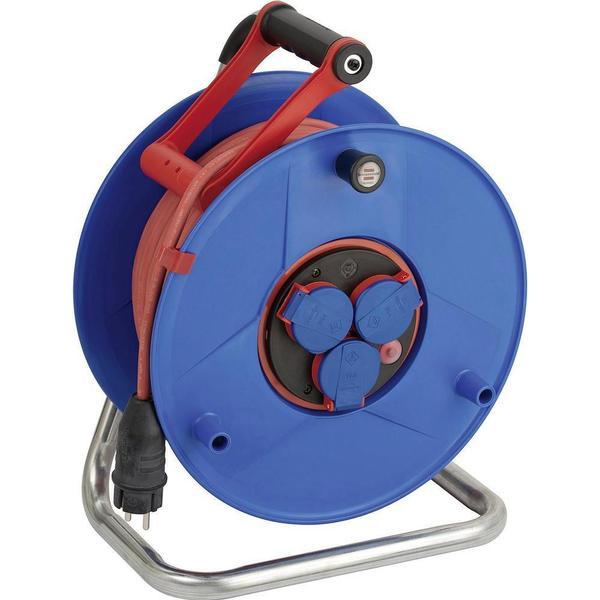 Brennenstuhl 1238930 50m Cable Drum