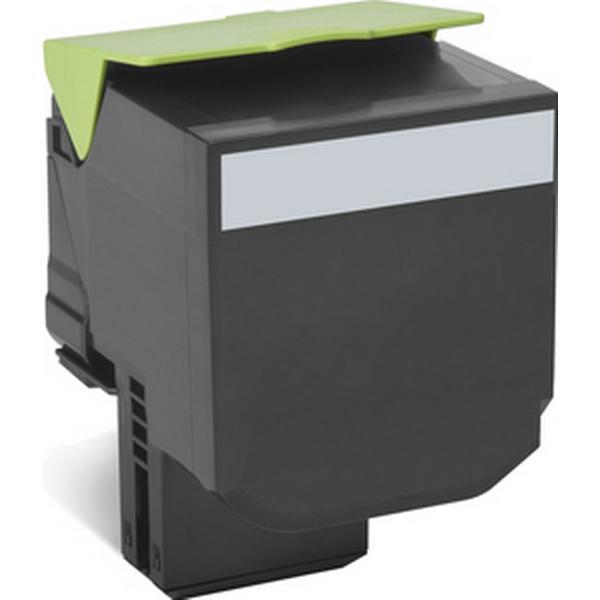 Lexmark (70C2XK0) Original Toner Svart 8000 Sidor