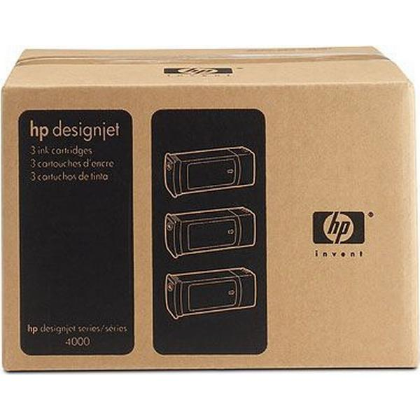 HP (C5083A) Original Bläckpatron Cyan 680 ml