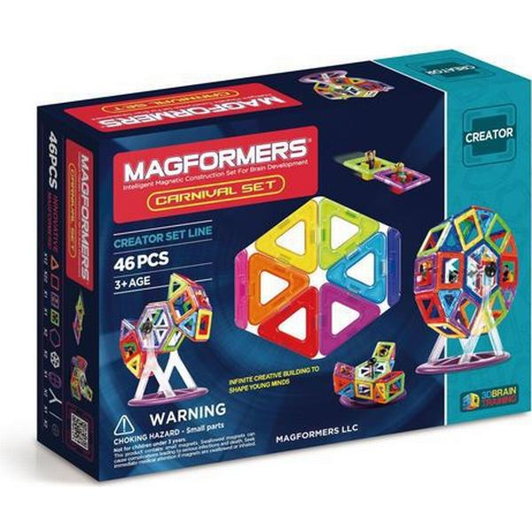 Magformers Carnival 46pc Sæt