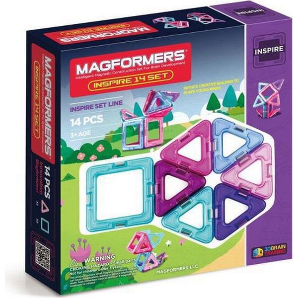 Magformers Inspire 14pc Sæt