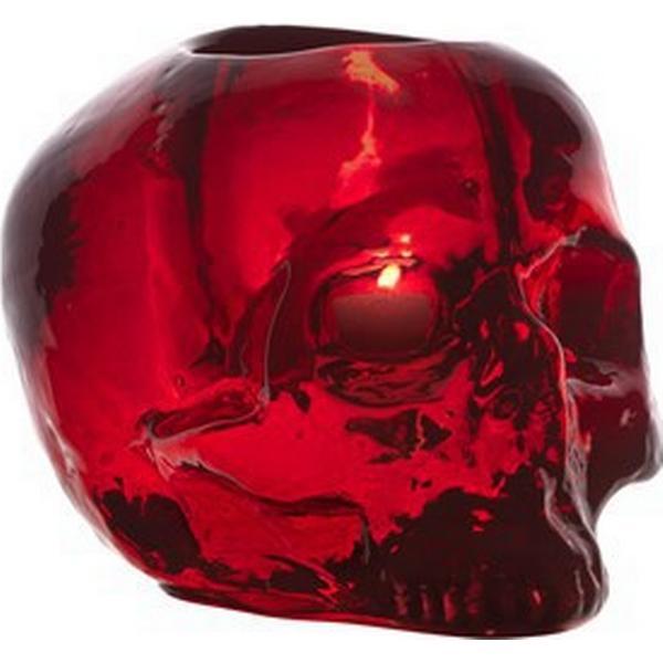 Kosta Boda Still Life Skull 11.5cm Lykta