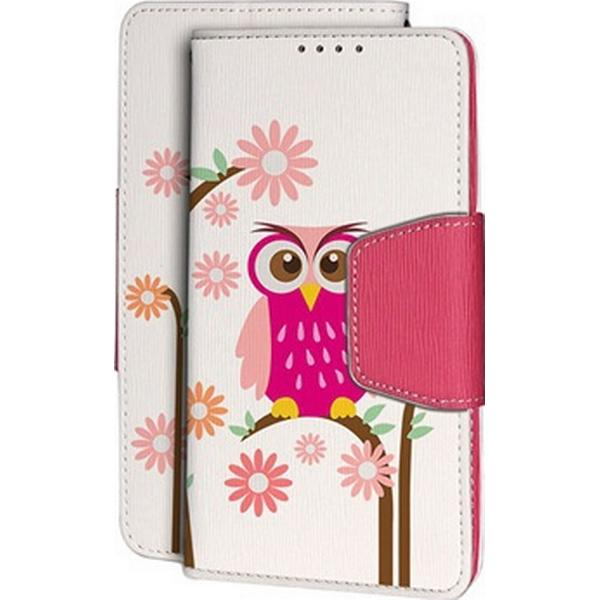 Beyond Cell Infolio Daisy Owl Case (Galaxy J7 2016)