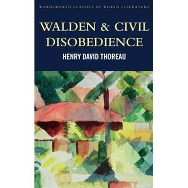 Walden & Civil Disobedience (Storpocket, 2016)