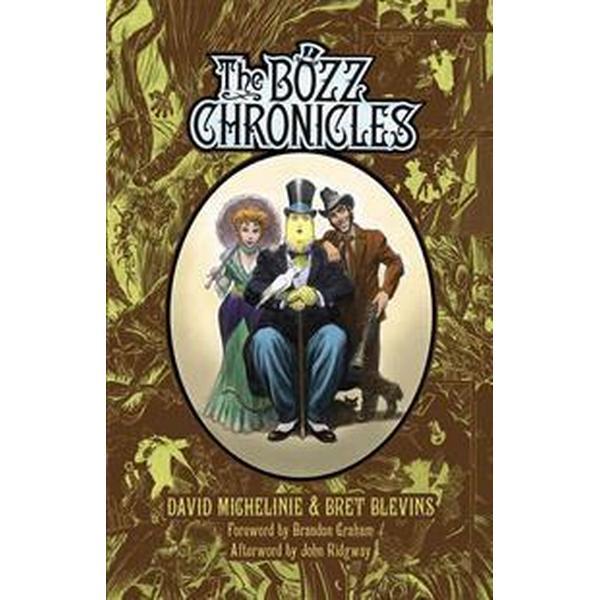 The Bozz Chronicles (Pocket, 2015)