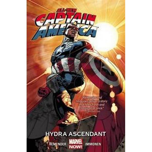 All-New Captain America 1 (Pocket, 2016)
