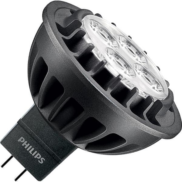 Philips Master LV D LED Lamp 7W GU5.3 840
