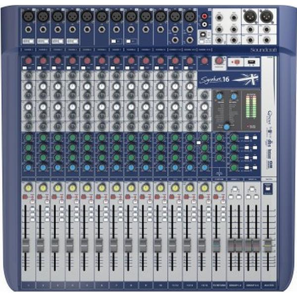 Signature 16 Sound-Craft