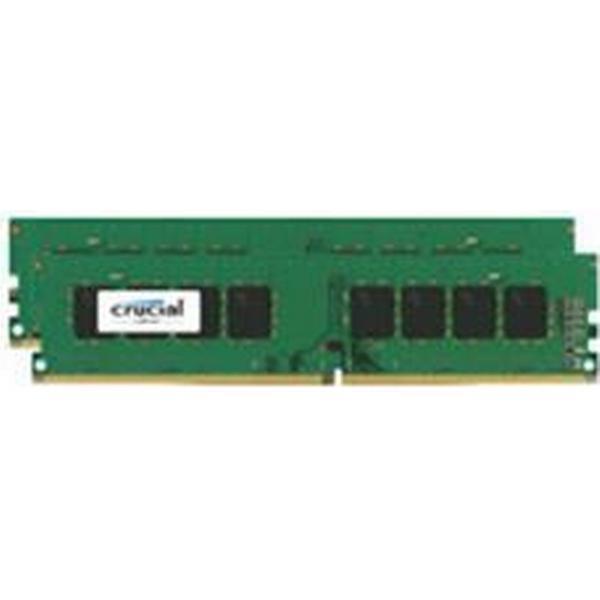 Crucial DDR4 2400MHz 2x8GB (CT2K8G4DFD824A)