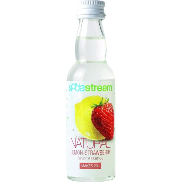 SodaStream Natural Lemon Strawberry 0.04L