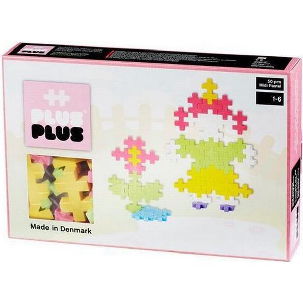 Plus Plus Midi Pastel 50pcs