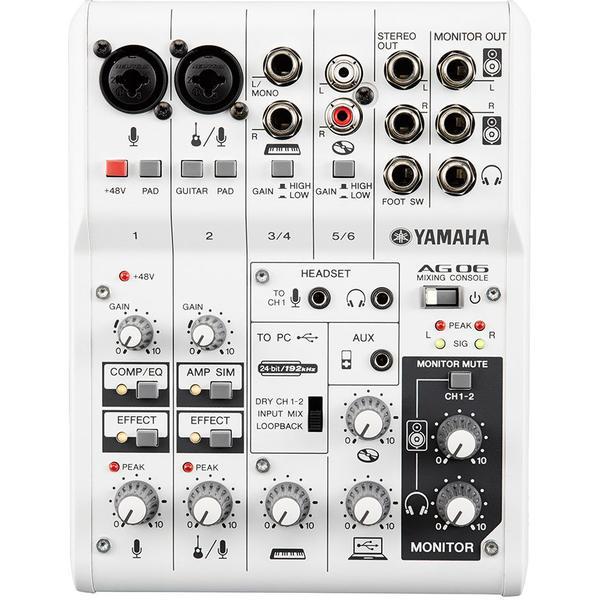 AG06 Yamaha