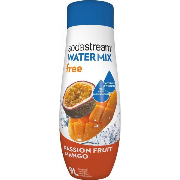 SodaStream Water Mix Free Passion Fruit Mango 0.44L