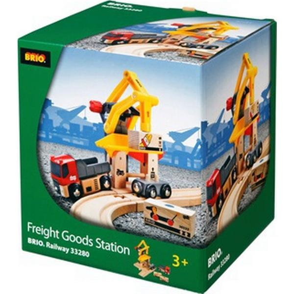 Brio Fragtgodsstation 33280