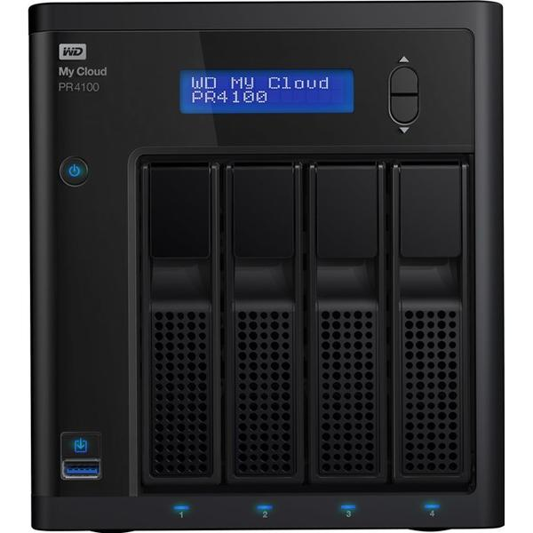 Western Digital My Cloud Pro PR4100 16TB