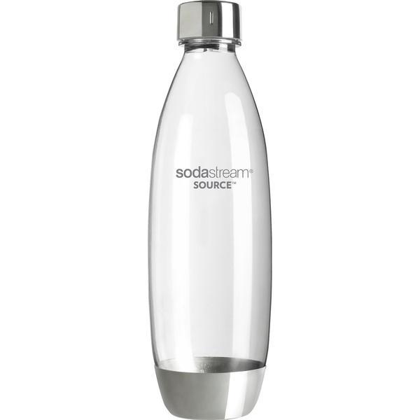 SodaStream Fuse Flaska 1L Metall