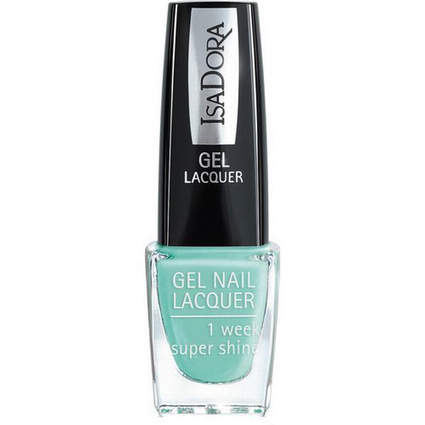 Isadora Gel Nail Lacquer #252 Ocean Splash! 6ml