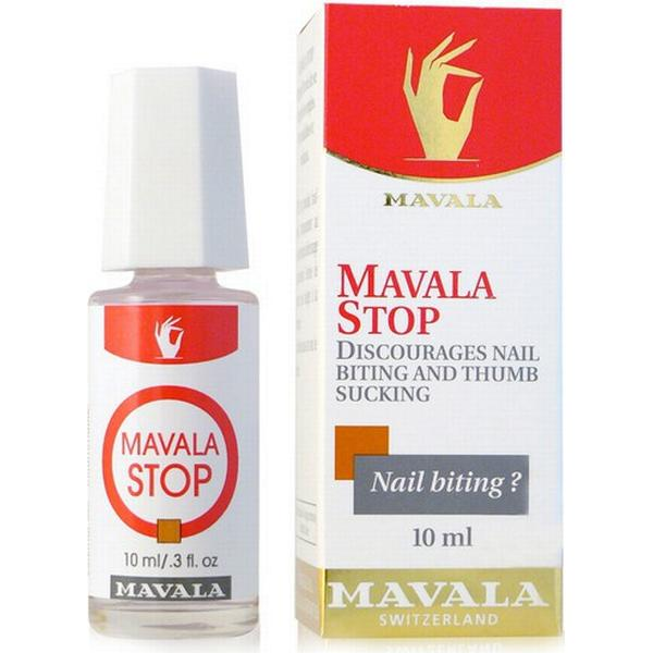 Anti Nail Biting Polish: Mavala Stop Nail Biting 10ml