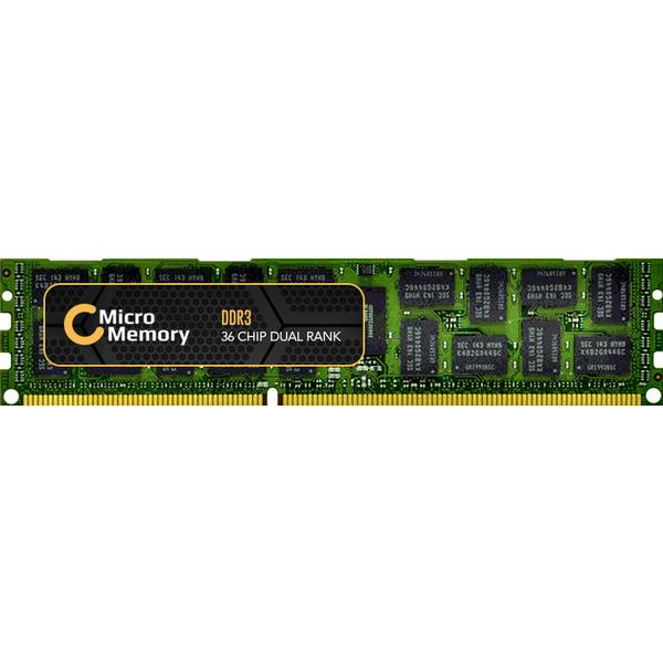 MicroMemory DDR3 1333MHZ 4GB ECC Reg for Apple (MMA1072/4GB)