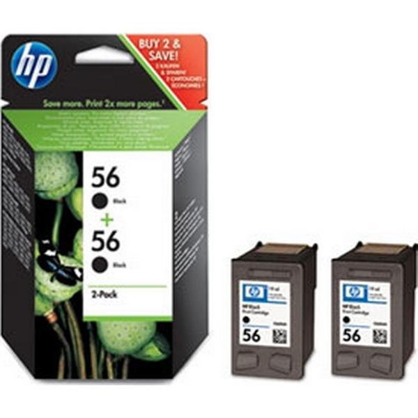 HP (C9502AE) Original Bläckpatron Svart 19 ml