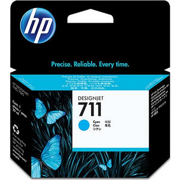 HP (CZ130A) Original Bläckpatron Cyan 29 ml