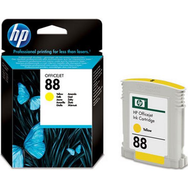HP (C9388AE) Original Bläckpatron Gul 10 ml