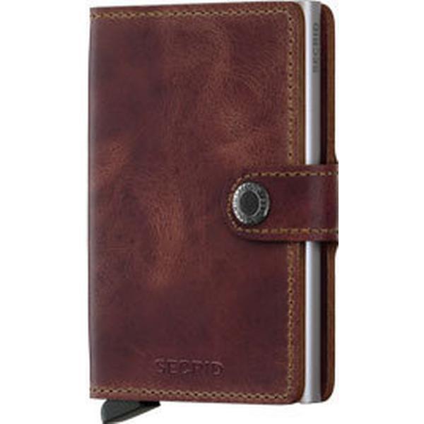 Secrid Mini Wallet - Vintage Brown