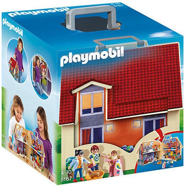 Playmobil Bærbart Dukkehus 5167